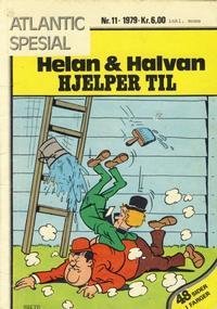 Cover Thumbnail for Atlantic Special [Atlantic Spesial] (Atlantic Forlag, 1978 series) #11