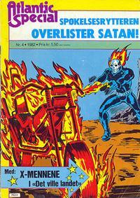 Cover Thumbnail for Atlantic Spesial [Atlantic Special] (Atlantic Forlag, 1981 series) #4/1982