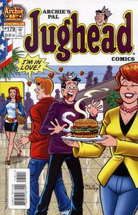 Cover Thumbnail for Archie's Pal Jughead Comics (Archie, 1993 series) #179