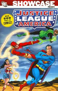 Cover Thumbnail for Showcase Presents: Justice League of America (DC, 2005 series) #2