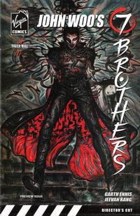 Cover Thumbnail for 7 Brothers Special Edition Preview and Sketchbook (Virgin, 2006 series)