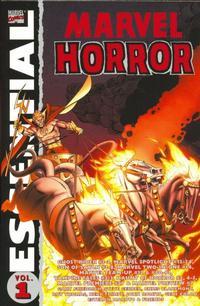 Cover Thumbnail for Essential Marvel Horror (Marvel, 2006 series) #1