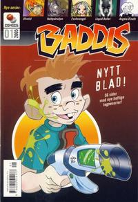 Cover Thumbnail for Baddis (Westwind Forlag, 2005 series) #1