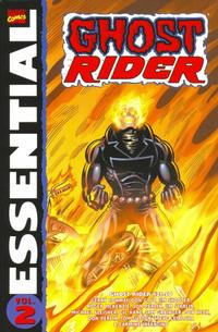 Cover Thumbnail for Essential Ghost Rider (Marvel, 2005 series) #2