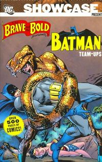 Cover Thumbnail for Showcase Presents: The Brave and the Bold Batman Team-Ups (DC, 2007 series) #1