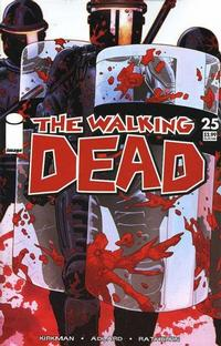 Cover Thumbnail for The Walking Dead (Image, 2003 series) #25