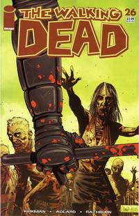 Cover Thumbnail for The Walking Dead (Image, 2003 series) #26