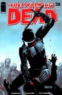 Cover Thumbnail for The Walking Dead (Image, 2003 series) #28