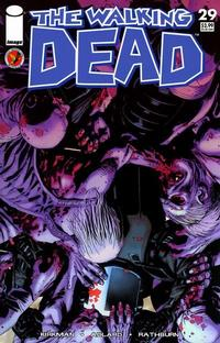 Cover Thumbnail for The Walking Dead (Image, 2003 series) #29
