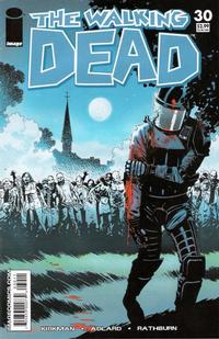 Cover Thumbnail for The Walking Dead (Image, 2003 series) #30