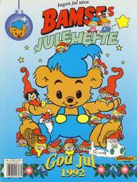 Cover Thumbnail for Bamses Julehefte (Hjemmet / Egmont, 1991 series) #1992