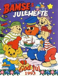 Cover Thumbnail for Bamses Julehefte (Hjemmet / Egmont, 1991 series) #1993