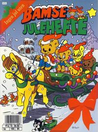 Cover Thumbnail for Bamses Julehefte (Hjemmet / Egmont, 1991 series) #1996