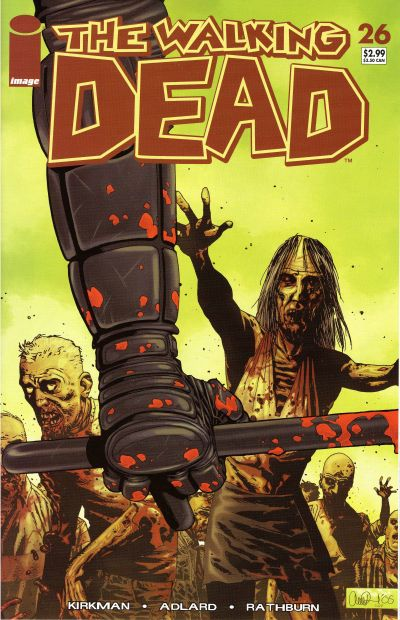 Cover for The Walking Dead (Image, 2003 series) #26