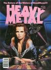 Cover for Heavy Metal Magazine (Heavy Metal, 1977 series) #v15#2