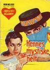 Cover for Min Melodi (Serieforlaget / Se-Bladene / Stabenfeldt, 1957 series) #8/1958
