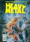 Cover for Heavy Metal Magazine (Heavy Metal, 1977 series) #v19#6