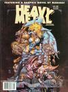 Cover for Heavy Metal Magazine (Heavy Metal, 1977 series) #v22#3