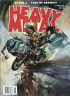 Cover for Heavy Metal Magazine (Heavy Metal, 1977 series) #v22#5