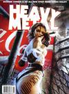 Cover for Heavy Metal Magazine (Heavy Metal, 1977 series) #v22#6