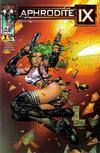 Cover for Aphrodite IX (Image, 2000 series) #1 [Marc Silvestri Cover]