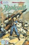 Cover for Appleseed (Eclipse, 1988 series) #v2#1