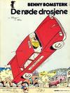 Cover for Benny Bomsterk (Semic, 1983 series) #1 - De røde drosjene
