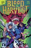 Cover for Blood Is the Harvest (Eclipse, 1992 series) #1