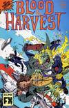 Cover for Blood Is the Harvest (Eclipse, 1992 series) #2