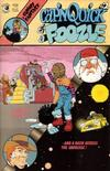 Cover for Cap'n Quick & a Foozle (Eclipse, 1984 series) #2