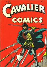 Cover Thumbnail for Cavalier Comics (A.W. Nugent Publishing Co., 1945 series) #2 [1945]