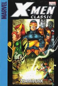 Cover Thumbnail for Target X-Men Classic: Teamwork (Marvel, 2006 series)