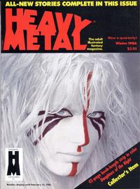 Cover Thumbnail for Heavy Metal Magazine (HM Communications, Inc., 1977 series) #v9#10