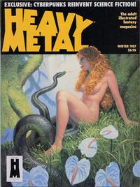 Cover for Heavy Metal Magazine (HM Communications, Inc., 1977 series) #v10#4