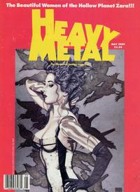 Cover for Heavy Metal Magazine (Heavy Metal, 1977 series) #v13#2