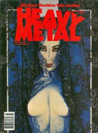 Cover Thumbnail for Heavy Metal Magazine (HM Communications, Inc., 1977 series) #v14#1