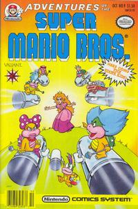 Cover Thumbnail for Adventures of the Super Mario Bros. (Acclaim / Valiant, 1990 series) #9