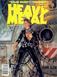 Cover Thumbnail for Heavy Metal Magazine (Metal Mammoth, Inc., 1992 series) #v17#6
