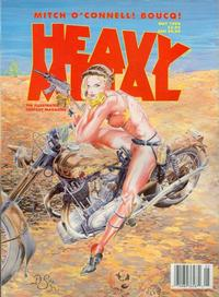Cover Thumbnail for Heavy Metal Magazine (Heavy Metal, 1977 series) #v18#2
