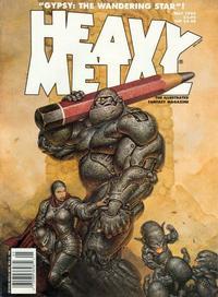Cover Thumbnail for Heavy Metal Magazine (Metal Mammoth, Inc., 1992 series) #v19#2
