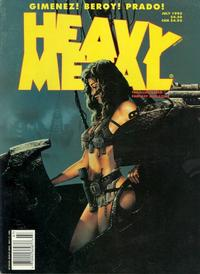 Cover Thumbnail for Heavy Metal Magazine (Heavy Metal, 1977 series) #v19#3