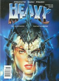 Cover Thumbnail for Heavy Metal Magazine (Metal Mammoth, Inc., 1992 series) #v20#5