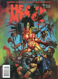 Cover Thumbnail for Heavy Metal Magazine (Heavy Metal, 1977 series) #v21#4