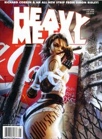 Cover Thumbnail for Heavy Metal Magazine (Heavy Metal, 1977 series) #v22#6
