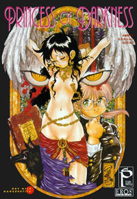 Cover Thumbnail for Princess of Darkness (Fantagraphics, 1995 series) #6