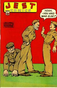 Cover Thumbnail for Jest Comics (Chesler / Dynamic, 1944 series) #11