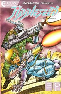Cover Thumbnail for Appleseed (Eclipse, 1988 series) #v3#2