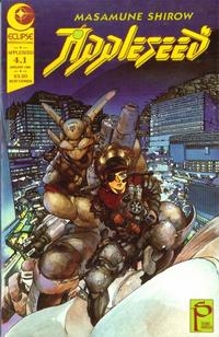 Cover Thumbnail for Appleseed (Eclipse, 1988 series) #v4#1