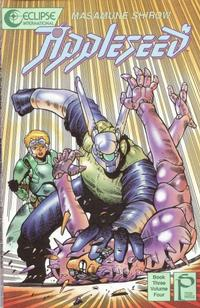 Cover Thumbnail for Appleseed (Eclipse, 1988 series) #v3#4
