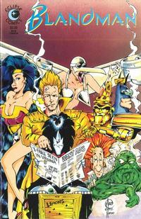 Cover Thumbnail for Blandman (Eclipse, 1992 series)
